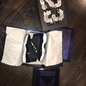 Jordan Shoes - NEW JORDAN 11 SPACE JAMS